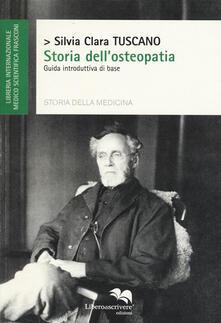 Antondemarirreguera.es Storia dell'osteopatia. Guida introduttiva di base Image