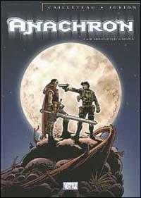 Il Il ritorno della bestia. Anachron. Vol. 1 - Cailleteau Thierry Jurion Joël - wuz.it