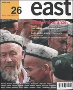 East. Vol. 26: Effetto minoranze.
