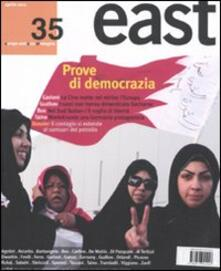 Listadelpopolo.it East. Vol. 35: Prove di democrazia. Image
