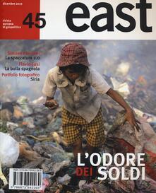 Ristorantezintonio.it East. Vol. 45: L'odore dei soldi. Image