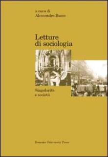 Secchiarapita.it Letture di sociologia. Singolarità e società Image