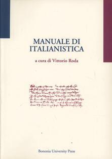 Manuale di italianistica.pdf