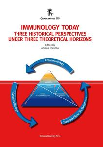 Immunology today. Three historical perspectives under three theoretical horizons