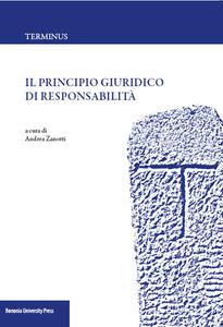 Il principio giuridico di responsabilità