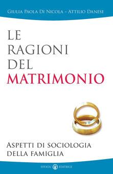 Promoartpalermo.it Le ragioni del matrimonio. Aspetti di sociologia della famiglia Image