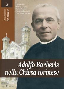 Adolfo Barberis nella chiesa torinese
