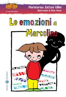 Grandtoureventi.it Le emozioni di Marcolino. Ediz. illustrata Image