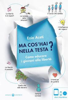 Librisulrazzismo.it Ma cos'hai nella testa? Come educare i giovani alla libertà Image