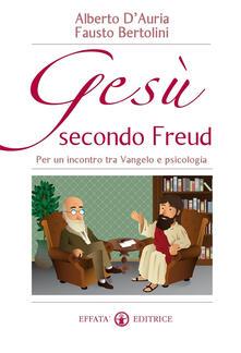 Osteriacasadimare.it Gesù secondo Freud. Per un incontro tra Vangelo e psicologia Image