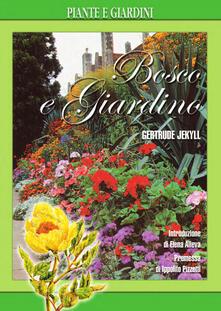 Letterarioprimopiano.it Bosco e giardino Image