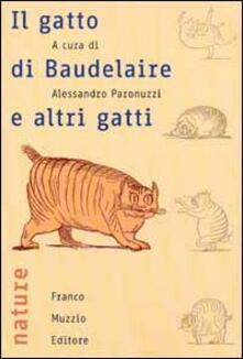 Tegliowinterrun.it Il gatto di Baudelaire e altri gatti Image