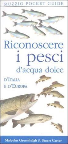 Librisulladiversita.it Riconoscere i pesci d'acqua dolce d'Italia e d'Europa Image