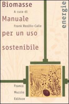 Premioquesti.it Biomasse. Manuale per un uso sostenibile Image