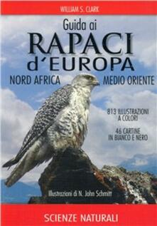 Listadelpopolo.it Guida ai rapaci d'Europa, Nord Africa, Medio Oriente Image