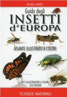 3tsportingclub.it Guida degli insetti d'Europa. Atlante illustrato a colori Image