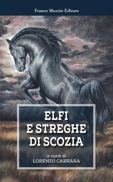 Elfi e streghe di Scozia - Lorenzo Carrara - ebook