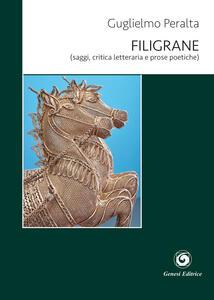 Filigrane (saggi, critica letteraria e prose poetiche)