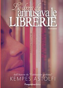 Amatigota.it La donna che annusava le librerie Image