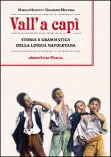 Antondemarirreguera.es Vall' a capì. Storia e grammatica della lingua napoletana Image