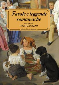 Favole e leggende romanesche - Giggi Zanazzo - copertina