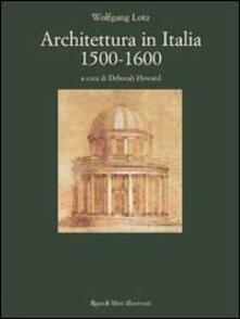 Architettura in Italia. 1500-1600.pdf