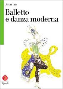 Balletto e danza moderna