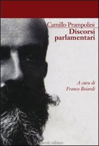 I discorsi di Camillo Prampolini