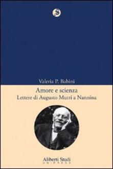 Lettere di Augusto Murri alla moglie