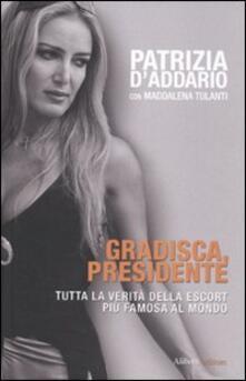 Amatigota.it Gradisca, presidente. Tutta la verità della escort più famosa al mondo Image