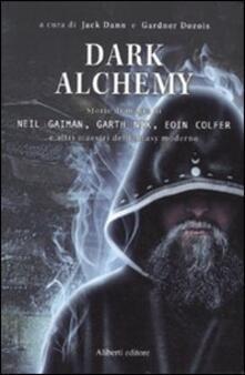 Dark alchemy - copertina