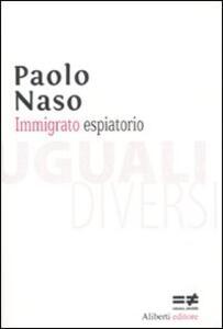 Immigrato espiatorio