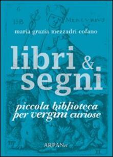 Steamcon.it Libri & segni. Piccola biblioteca per vergini curiose Image