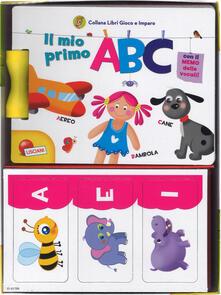 Radiospeed.it Il mio primo ABC. Carotina. Libri gioco e imparo. Ediz. a colori. Con gadget Image