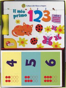 Ilmeglio-delweb.it Il mio primo 123. Carotina. Libri gioco e imparo. Ediz. a colori. Con gadget Image