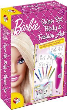 Capturtokyoedition.it Barbie. Super set body e fashion art. Con gadget Image