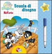 Baby Looney Tunes. Scuola di disegno in giardino