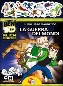 Grandtoureventi.it Ben 10 Alien Force. Il mio libro magnetico pocket Image