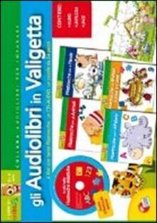 Listadelpopolo.it Gli audiolibri in valigetta. Audiolibro. CD Audio Image