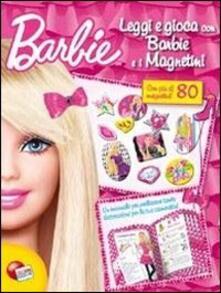 Premioquesti.it Leggi e gioca con Barbie. Con magneti Image