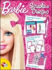 Barbie scuola di disegno. Con CD-ROM. Con gadget