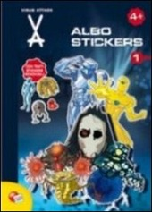 Virus attack. Albo stickers. Vol. 1