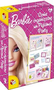 Come organizzare un pigiama party con Barbie. Con gadget