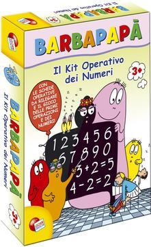 Winniearcher.com Barbapapà. Il quaderno operativo dei numeri. Con gadget Image