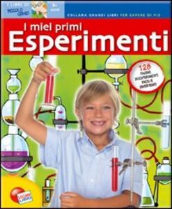 Discovery. Il grande libro degli esperimenti