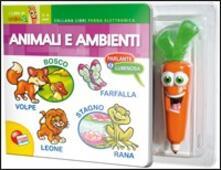 Amatigota.it Libro carotina super bip plus. Animali e ambienti. Con gadget Image