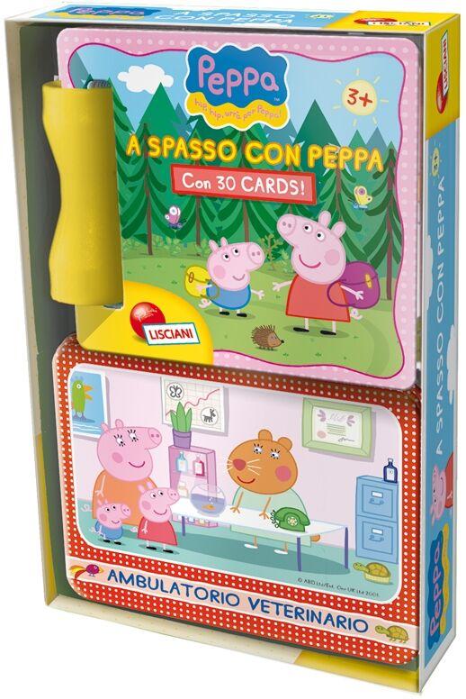 Peppa Pig. A spasso con Peppa. Con gadget