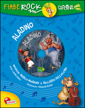 Aladino. Fiabe rock. Con CD Audio