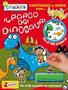 I'm creative. Costruisci e gioca con i dinosauri. Ediz. illustrata. Con gadget