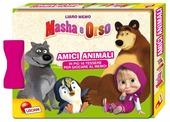 Masha e Orso. Libro Memo Amici Animali